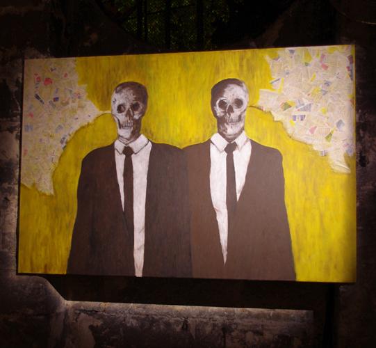 notre époque, la série squelette, 2010